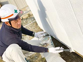 高品質の塗装工事をご提供します